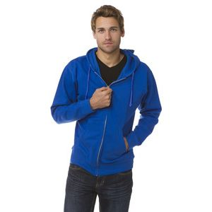 Midweight Hooded Full-Zip Sweatshirt Thumbnail