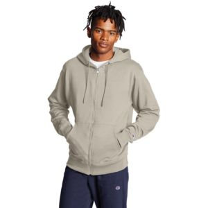 Adult 9 oz. Double Dry Eco® Full-Zip Hood Thumbnail